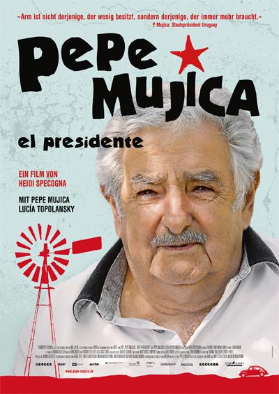 CINE Pepe Mujica, el Presidente