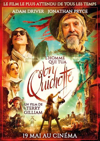 19.05.18. CINE El hombre que mató a Don Quijote