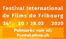 FIFF 2020, Palmarès
