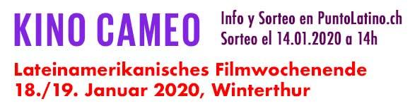 18.–19.01.20 Kino Cameo, Winterthur