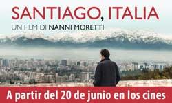 ab 20.06.19. CINE Santiago, Italia (Chile)