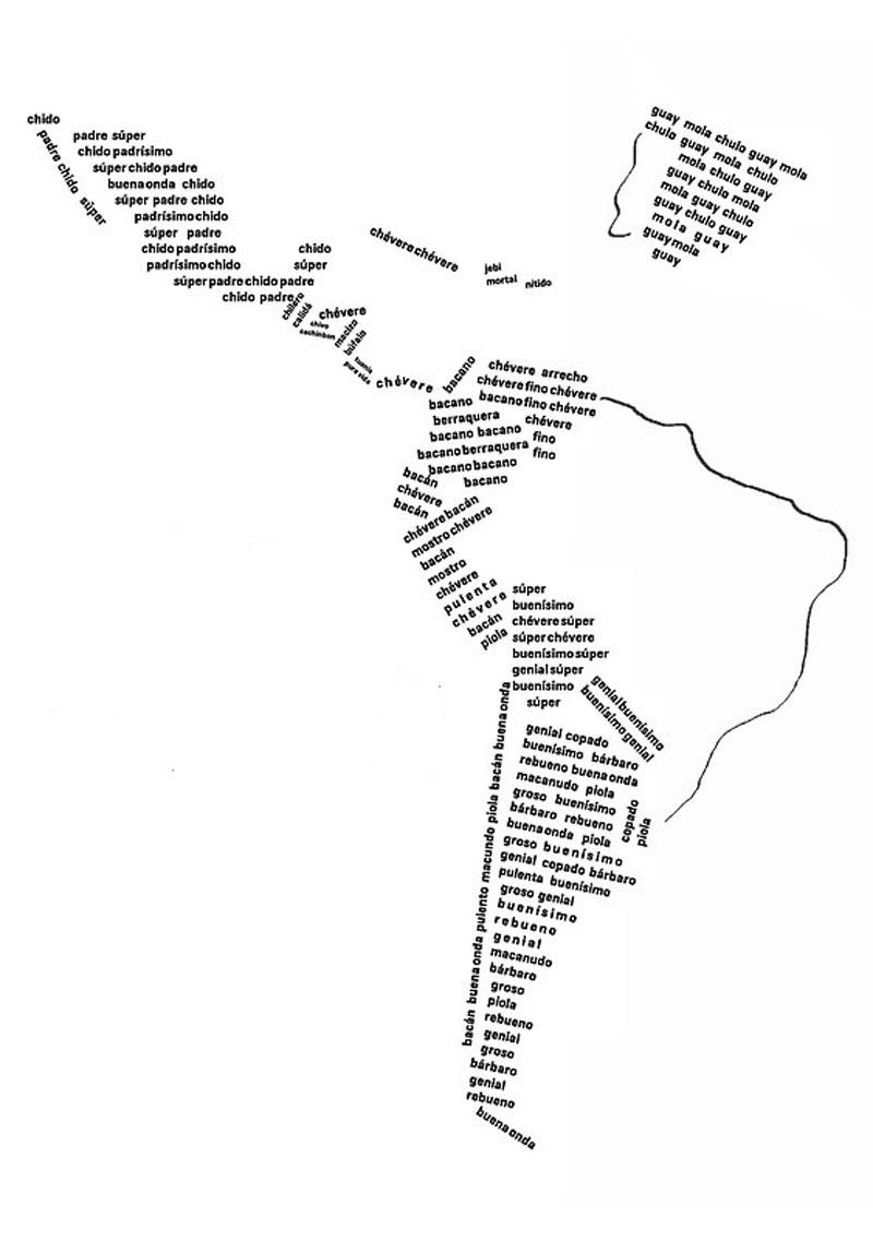 lengua espanola en venezuela:
