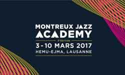 03.–10.17. Montreux Jazz Academy