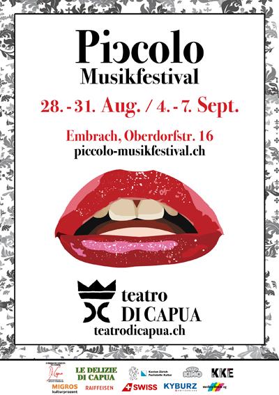 28.08.–07.09.14. Piccolo Musikfestival