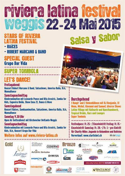 22.-24.05.15. Riviera Latina, WEGGIS