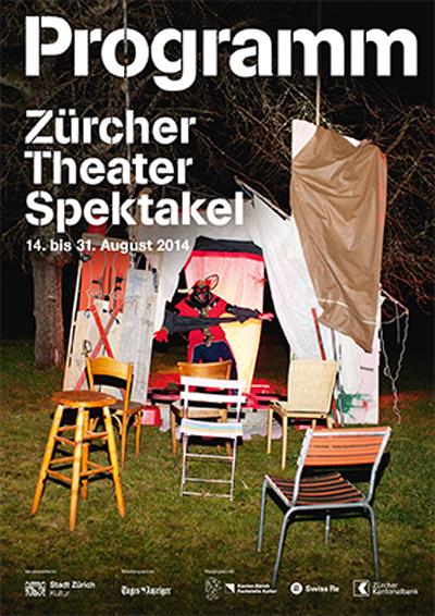 TEATRO Zürcher Theater Spektakel