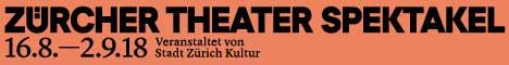 INTROSEITE 2018 Zürcher Theater Spektakel (bis 02.09.)