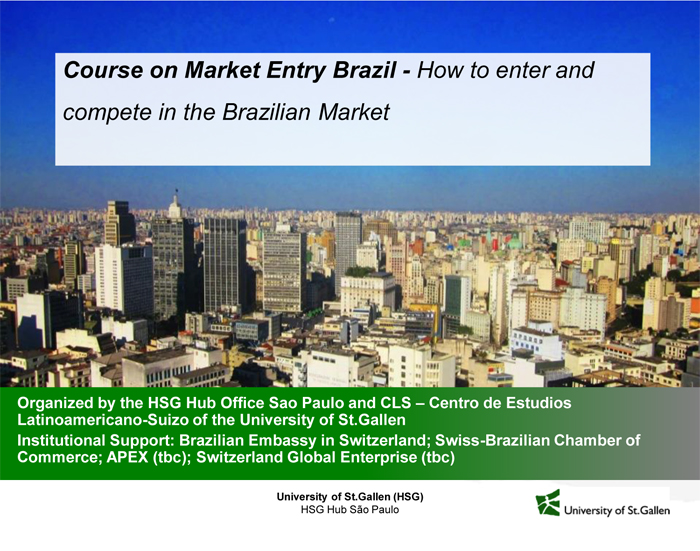 "brazil market entry paper Brazil fights old malware, spam, and underground market growth the recent trend micro paper ""brazil the brazilian online market becomes a harvesting spot."